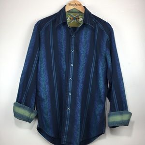 Authentic Robert Graham Shirt Size M
